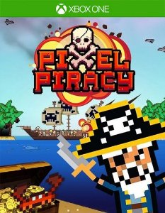 Pixel Piracy  Xbox One Código 25 Dígitos