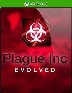 Plague Inc: Evolved  Xbox One Código 25 Dígitos