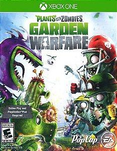 Plants Vs Zombies Garden Warfare   Xbox One Código 25 Dígitos