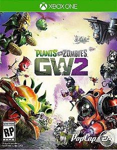 Plants Vs Zombies Garden Warfare 2 Xbox One Código 25 Dígitos