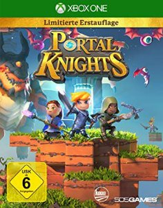 Portal Knights Xbox One Código 25 Dígitos