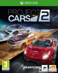 Project CARS 2 Xbox One Código 25 Dígitos