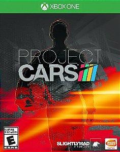 Project CARS   Xbox One Código 25 Dígitos