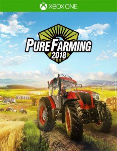 Pure Farming 2018 Xbox One Código 25 Dígitos