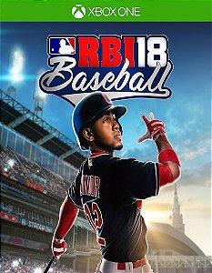R.B.I. Baseball 18  Xbox One Código 25 Dígitos