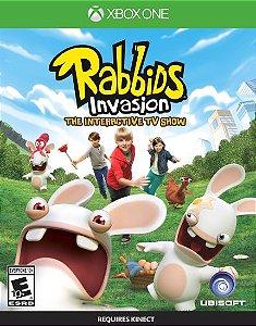 RABBIDS INVASION - GOLD EDITION Xbox One Código 25 Dígitos