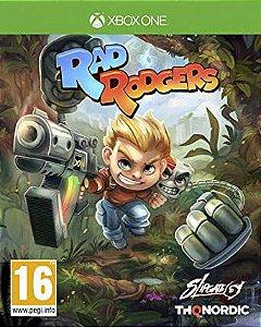 Rad Rodgers  Xbox One Código 25 Dígitos
