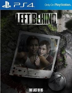 The Last Of Us Left Behind PS4  PSN Mídia Digital