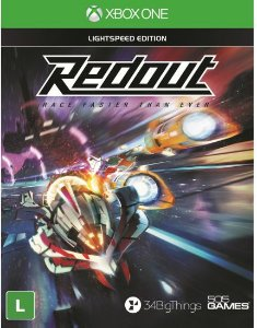 Redout: Lightspeed Edition  Xbox One Código 25 Dígitos