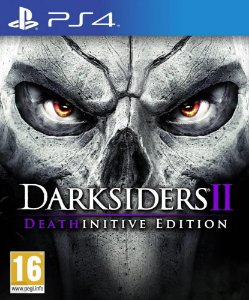 Darksiders II Deathinitive Edition PS4 PSN Mídia Digital
