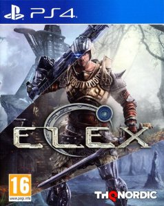 Elex PS4 PSN Mídia Digital