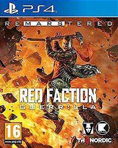 Red Faction Guerrilla Re-Mars-tered PS4 PSN Mídia Digital