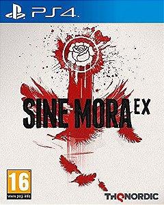 Sine Mora EX PS4 PSN Mídia Digital