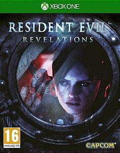 RESIDENT EVIL REVELATIONS  Xbox One Código 25 Dígitos
