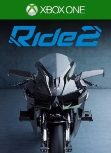 Ride 2  Xbox One Código 25 Dígitos