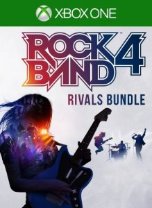 Rock Band 4 Rivals Xbox One Código 25 Dígitos