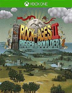 Rock of Ages 2 Bigger & Boulder  Xbox One Código 25 Dígitos