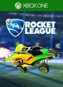Rocket League  Xbox One Código 25 Dígitos