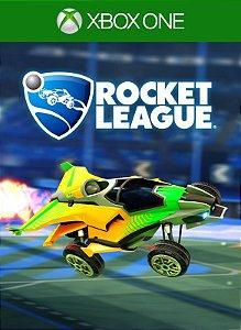 Rocket League  Xbox One Código 25 Dígitos