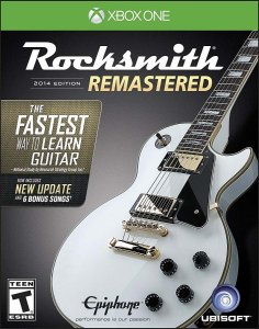 Rocksmith 2014 Edition Remastered  Xbox One Código 25 Dígitos