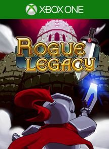 Rogue Legacy Xbox One Código 25 Dígitos