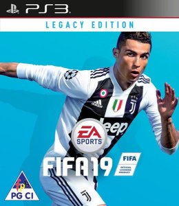 FIFA 19 Legacy Edition EA SPORTS PS3 PSN Mídia Digital