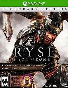 Ryse: Edição Lendária Xbox One Código 25 Dígitos