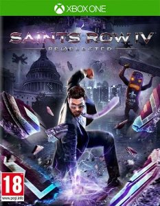 Saints Row IV Re-Elected Xbox One Código 25 Dígitos