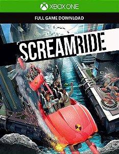 ScreamRide Xbox One Código 25 Dígitos