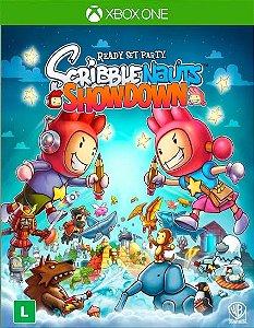 Scribblenauts Showdown Xbox One Código 25 Dígitos