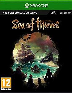 Sea of Thieves Xbox One Código 25 Dígitos