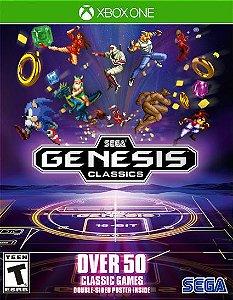 SEGA Genesis Classics Xbox One Código 25 Dígitos