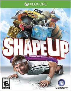 Shape Up Gold Edition Xbox One Código 25 Dígitos