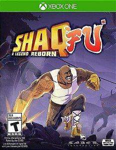 Shaq Fu: A Legend Reborn  Xbox One Código 25 Dígitos
