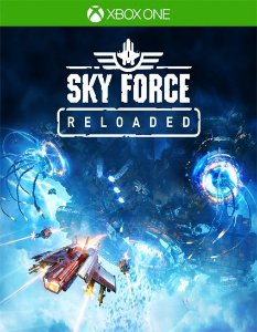 Sky Force Reloaded  Xbox One Código 25 Dígitos