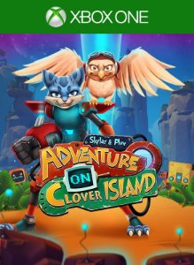Skylar & Plux: Adventure on Clover Island   Xbox One Código 25 Dígitos