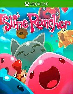 Slime Rancher Xbox One Código 25 Dígitos