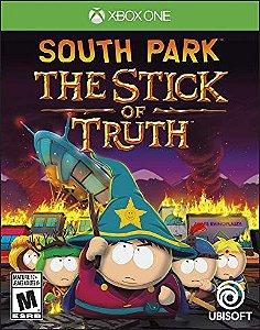 South Park The Stick of Truth  Xbox One Código 25 Dígitos