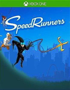 SpeedRunners Xbox One Código 25 Dígitos