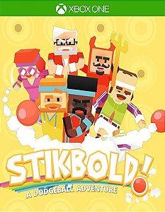 Stikbold! A Dodgeball Adventure Xbox One Código 25 Dígitos