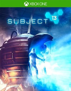 Subject 13 Xbox One Código 25 Dígitos