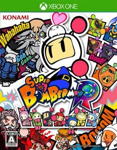 SUPER BOMBERMAN R Xbox One Código 25 Dígitos
