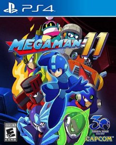Mega man 11 PS4 PSN Mídia Digital