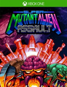 Super Mutant Alien Assault  Xbox One Código 25 Dígitos
