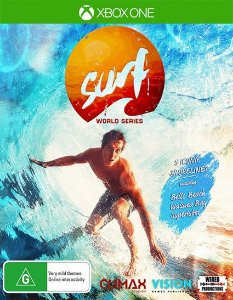 Surf World Series Xbox One Código 25 Dígitos
