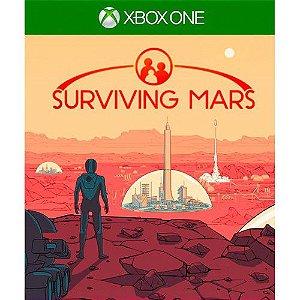 Surviving Mars  Xbox One Código 25 Dígitos