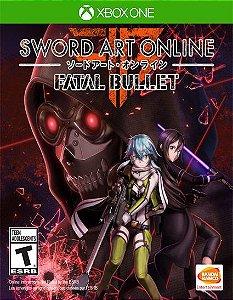 SWORD ART ONLINE: FATAL BULLET Xbox One Código 25 Dígitos