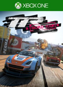 Table Top Racing: World Tour Xbox One Código 25 Dígitos