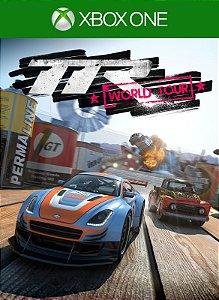 Table Top Racing: World Tour Xbox One Código 25 Dígitos