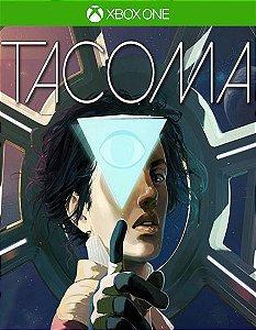 Tacoma Xbox One Código 25 Dígitos